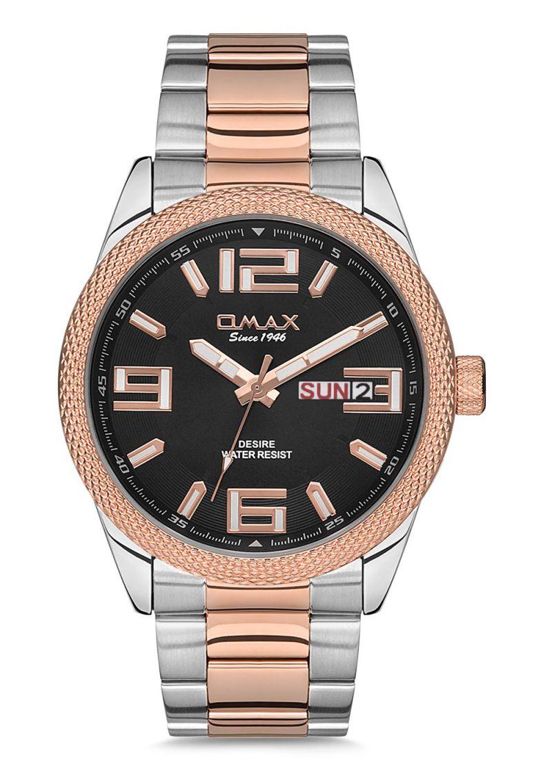 OMAX GX43C2CI Men's Wrist Watch