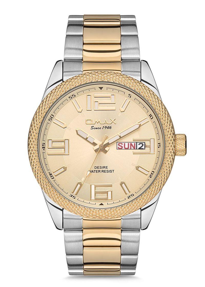 OMAX GX43T1TI Men's Wrist Watch