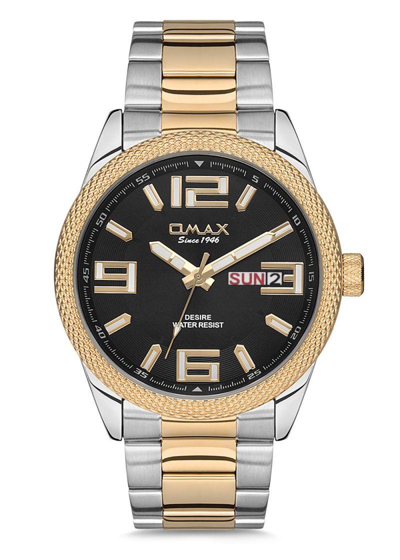 OMAX GX43T2TI Men's Wrist Watch