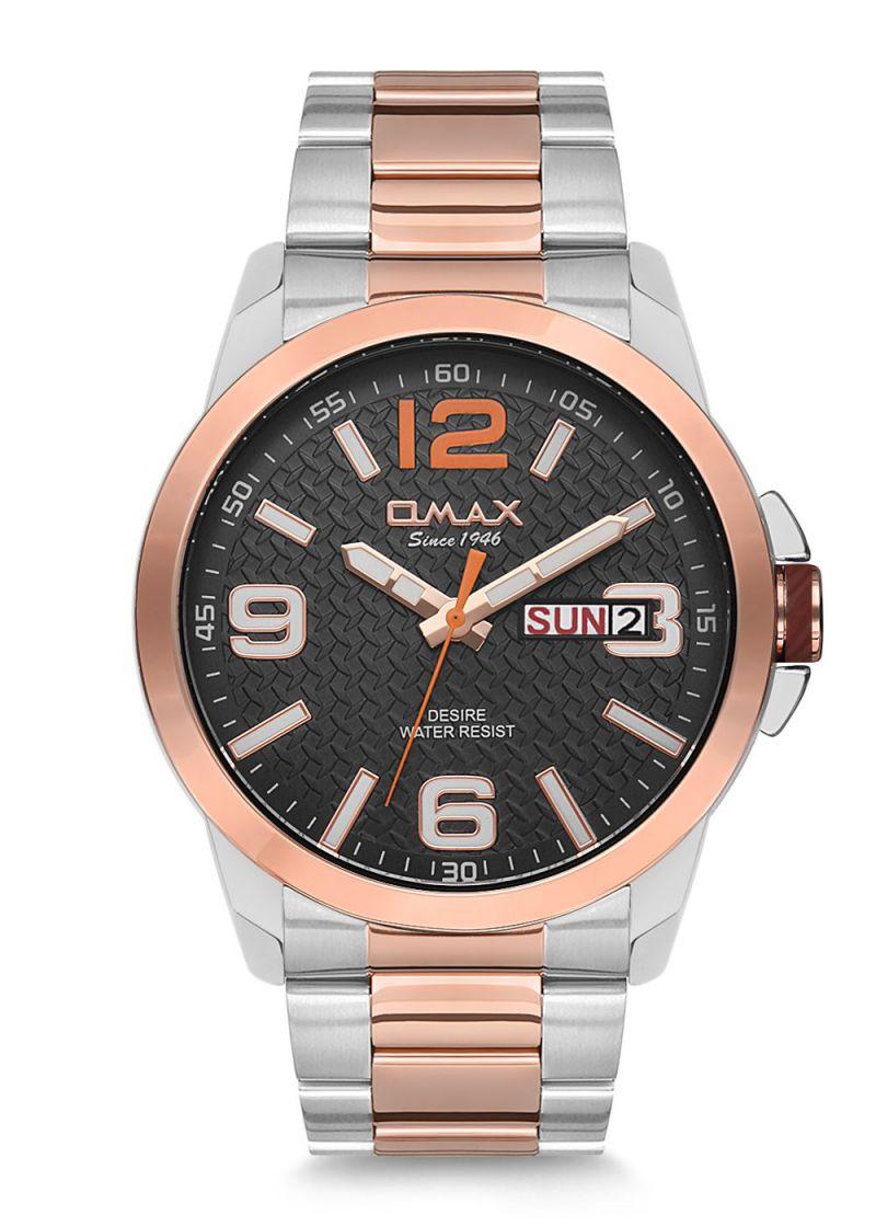 OMAX GX58C2CI Men's Wrist Watch