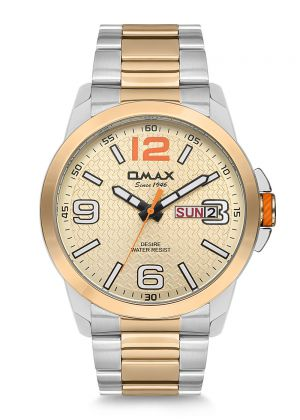 OMAX GX58T1TI Man's Wrist Watch