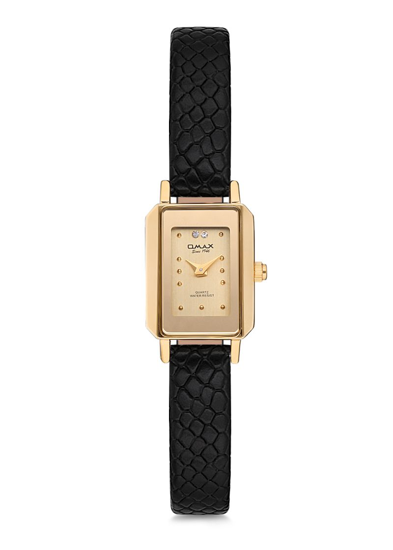 OMAX 00BG0069QB01 Woman'S WRIST WATCH