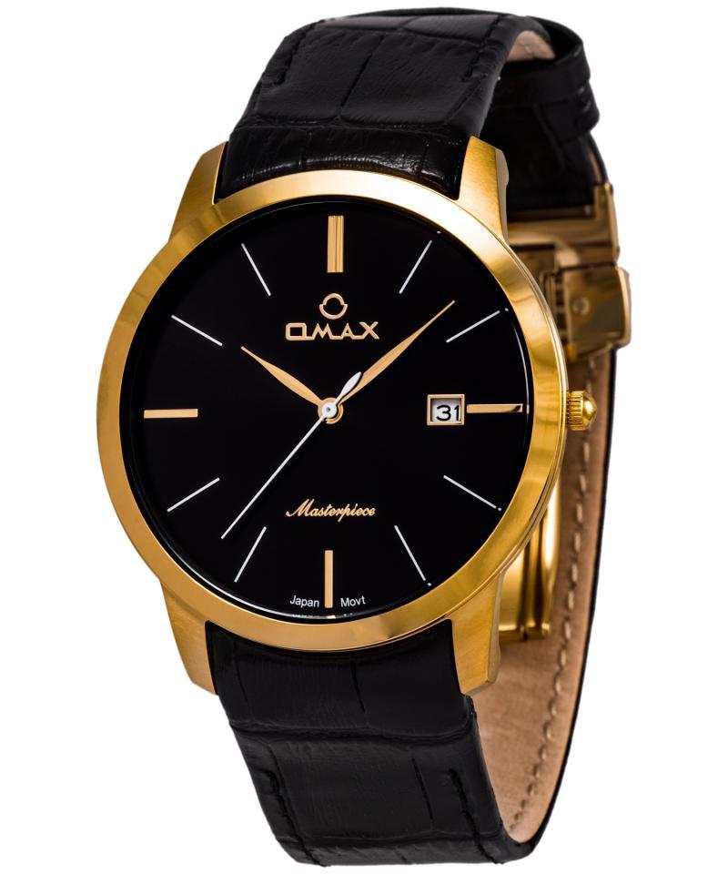 OMAX MG01G22I Men's Wrist Watch