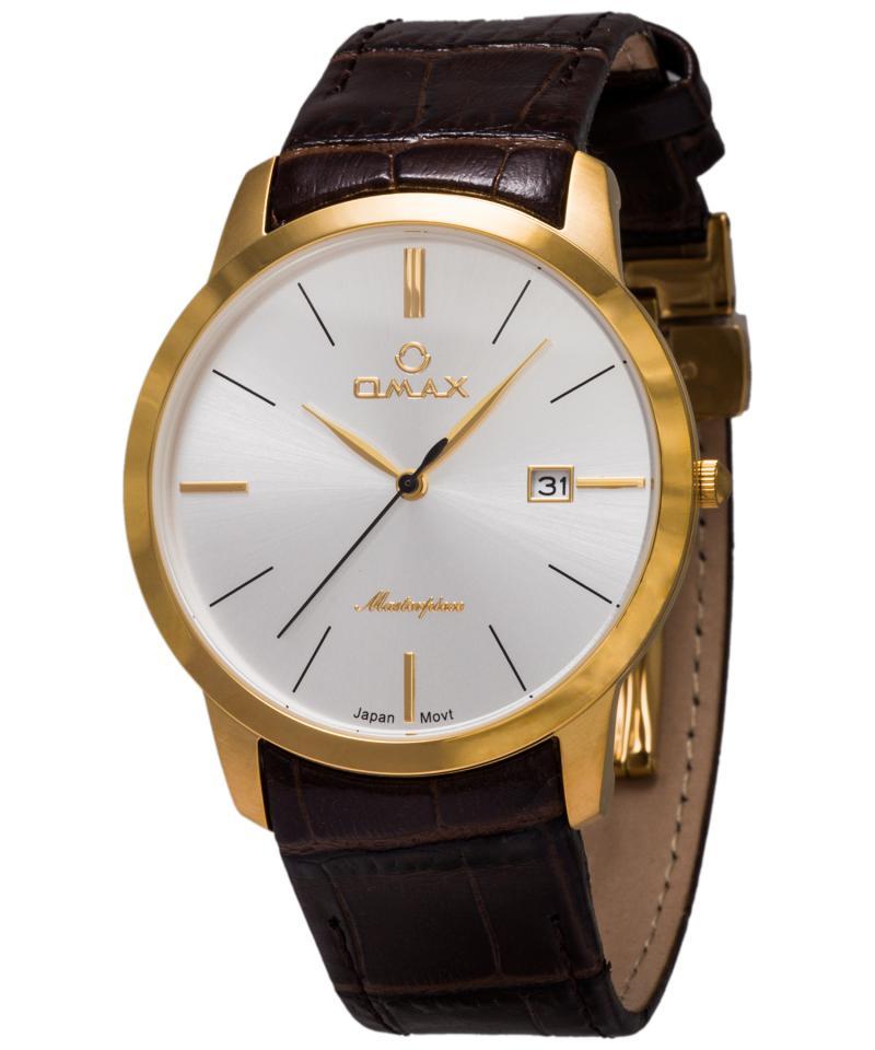 OMAX MG01G65I Men's Wrist Watch