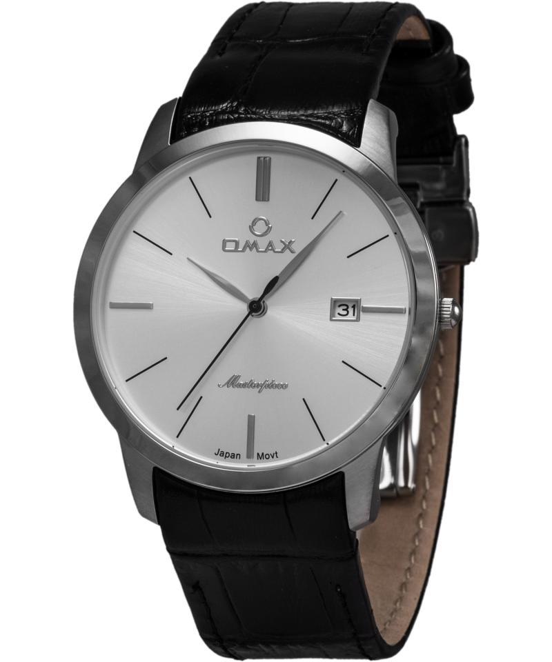OMAX MG01P62I Men's Wrist Watch