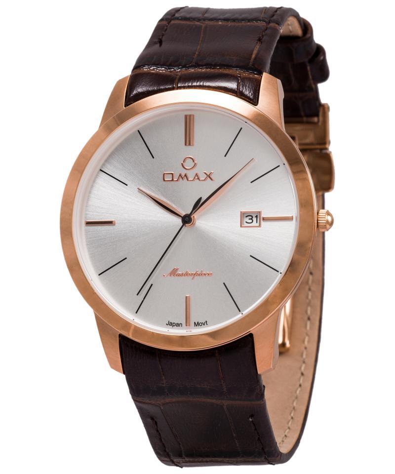 OMAX MG01R65I Men's Wrist Watch