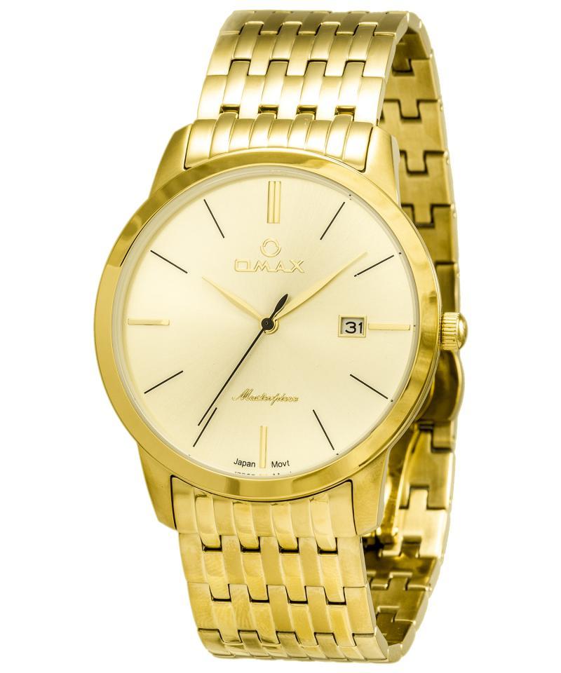 OMAX MG02G11I Men's Wrist Watch