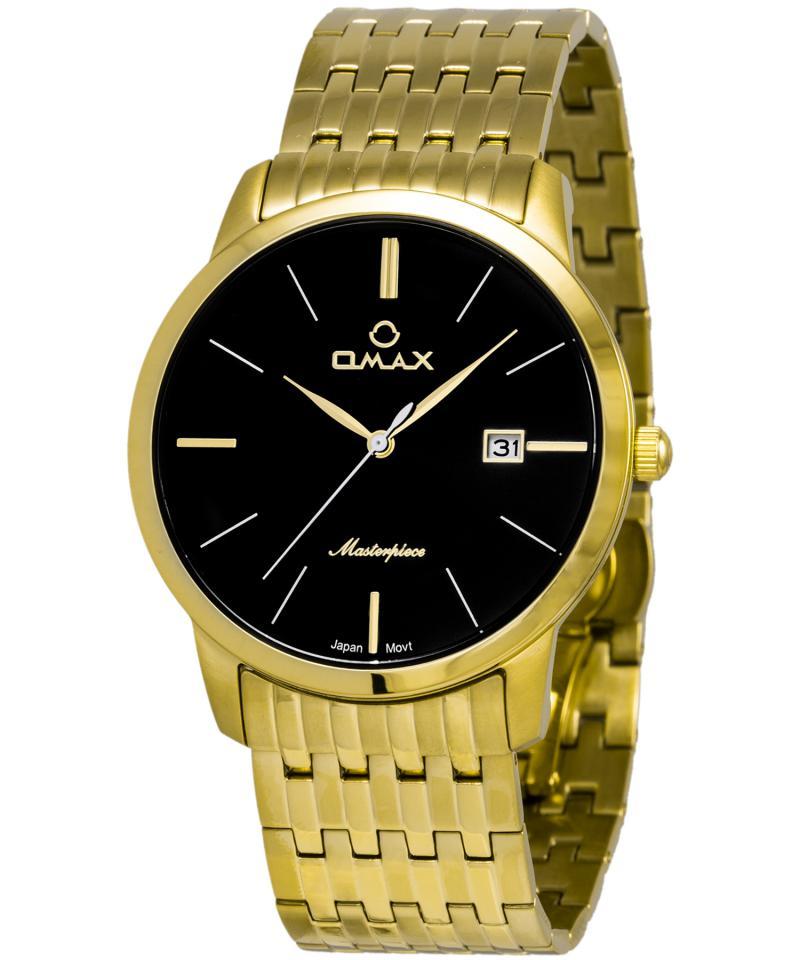 OMAX MG02G21I Men's Wrist Watch