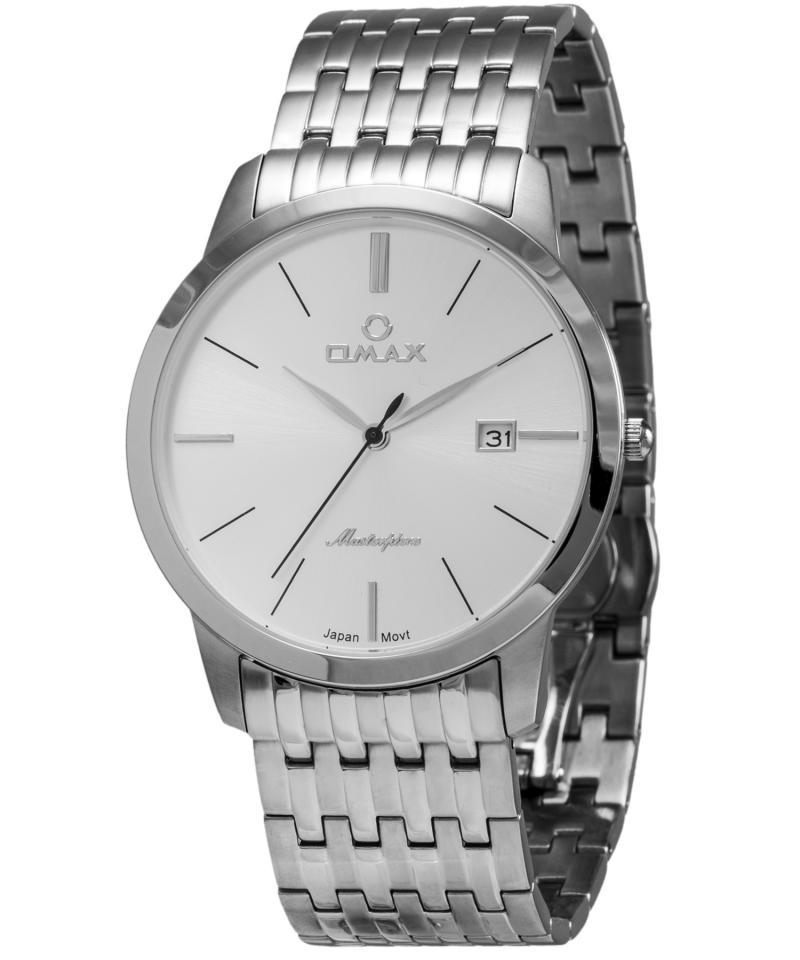OMAX MG02P66I Men's Wrist Watch