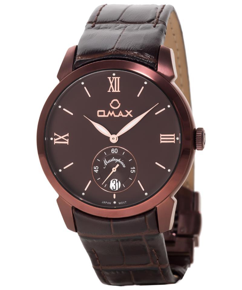 OMAX MG05F55I Men's Wrist Watch