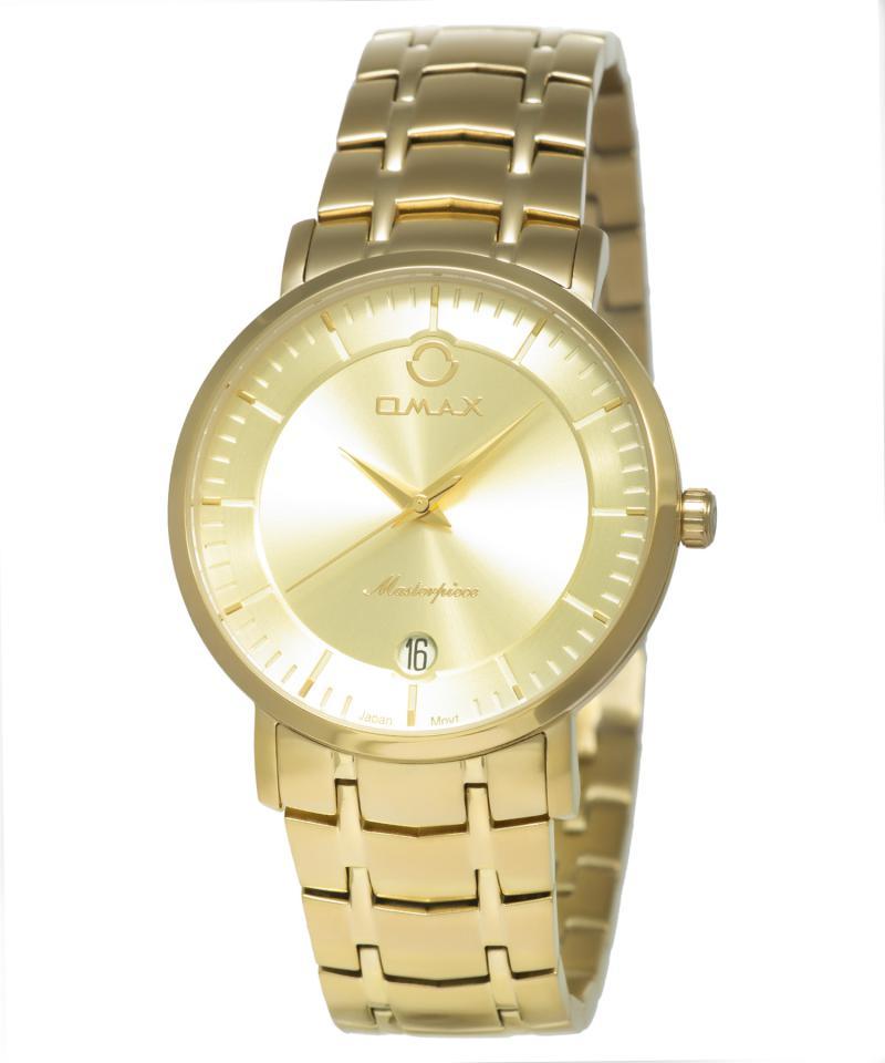 OMAX MG07G11I Men's Wrist Watch