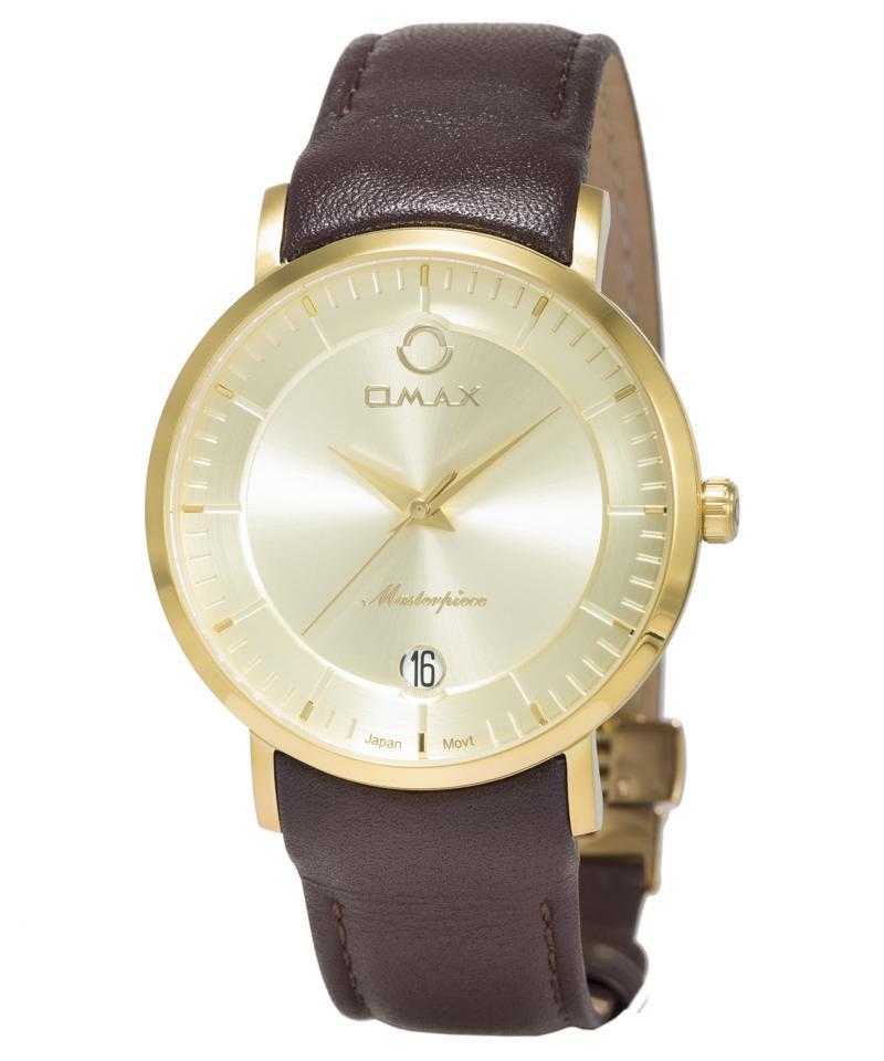 OMAX MG08G15I Men's Wrist Watch