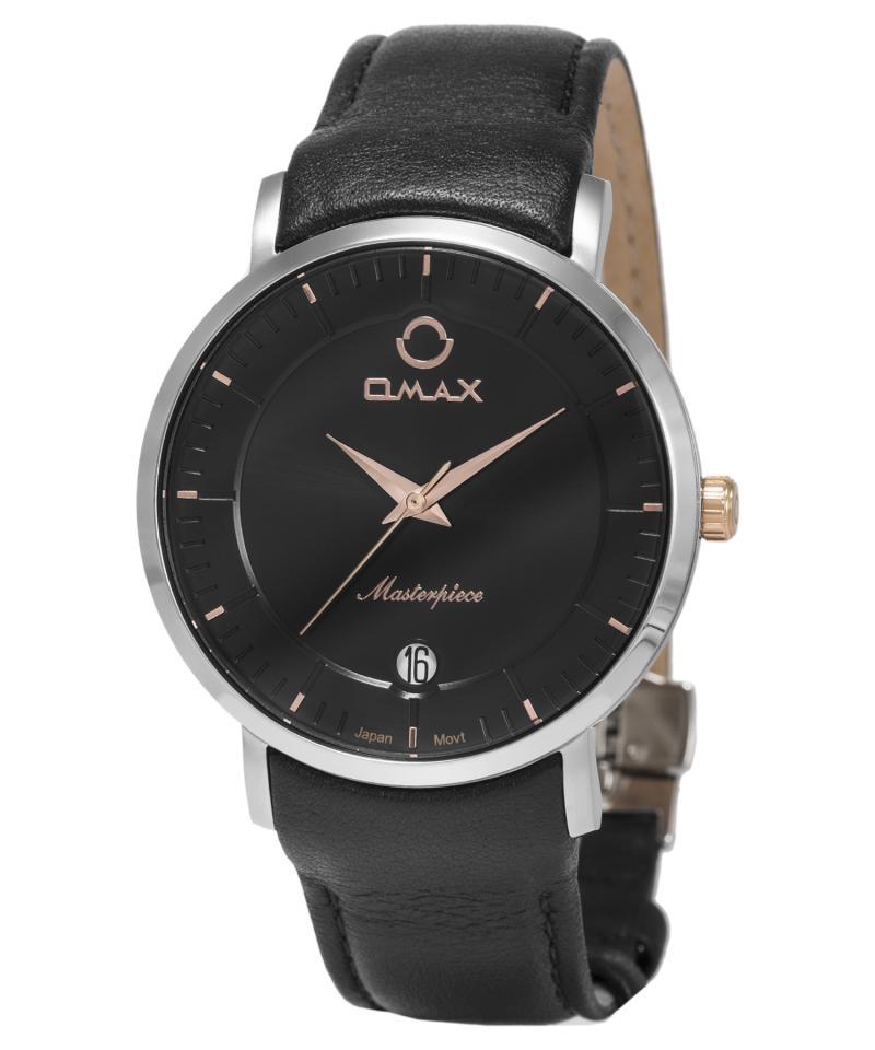 OMAX MG08P22I Men's Wrist Watch