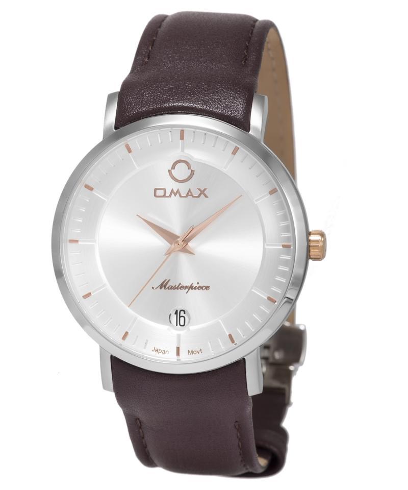 OMAX MG08P65I Men's Wrist Watch