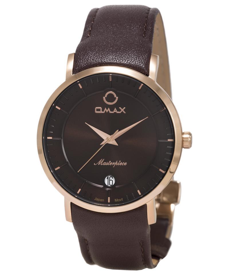 OMAX MG08R55I Men's Wrist Watch