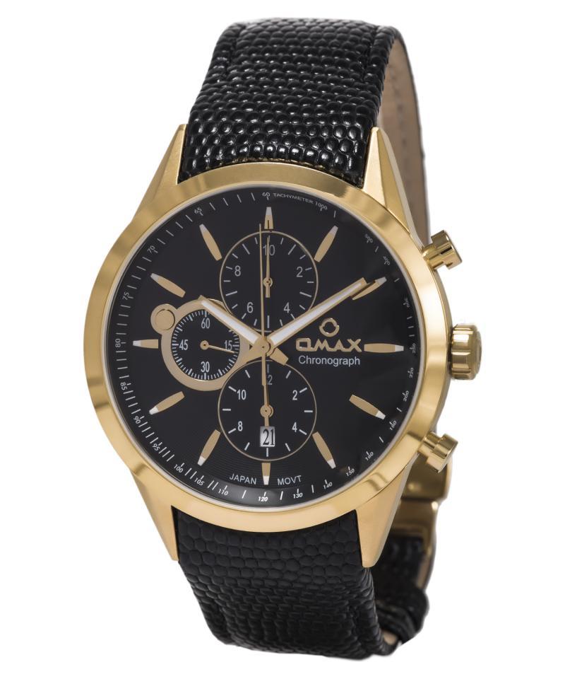 OMAX MG09G22I Men's Wrist Watch