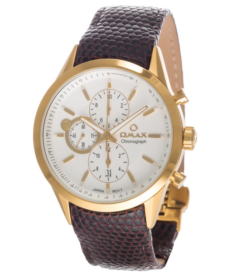 OMAX MG09G65I Men's Wrist Watch