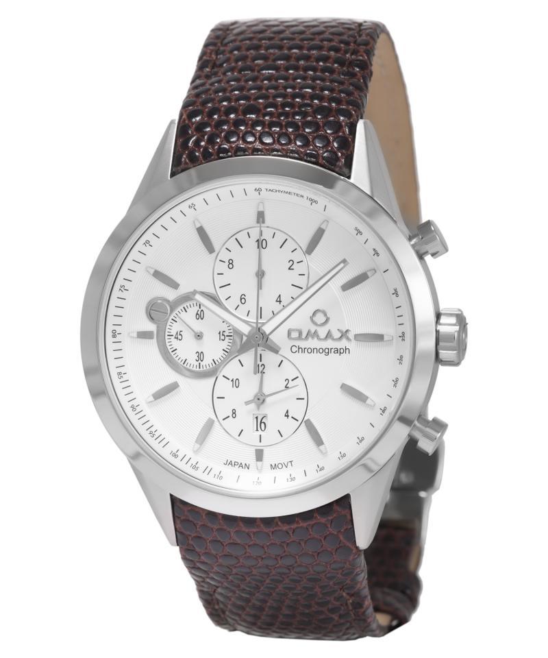 OMAX MG09P65I Men's Wrist Watch