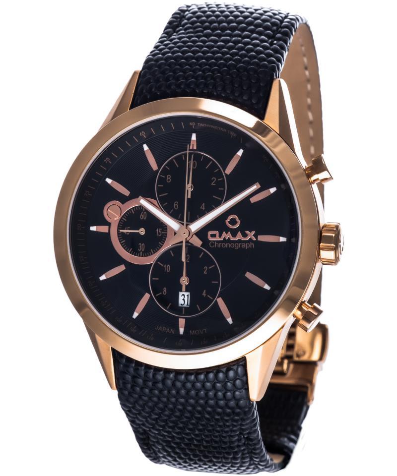 OMAX MG09R22I Men's Wrist Watch