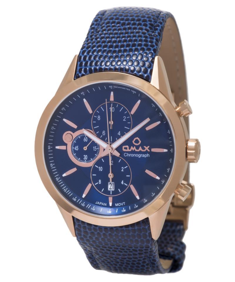 OMAX MG09R44I Men's Wrist Watch