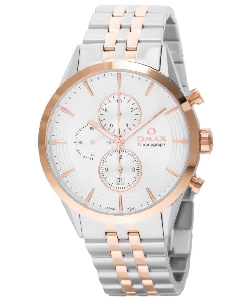 OMAX MG10C6CI Men's Wrist Watch