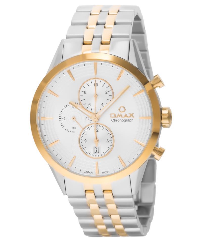 OMAX MG10T6TI Men's Wrist Watch