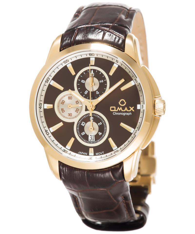 OMAX MG12G55I Men's Wrist Watch