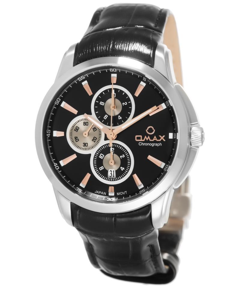 OMAX MG12P22I Men's Wrist Watch