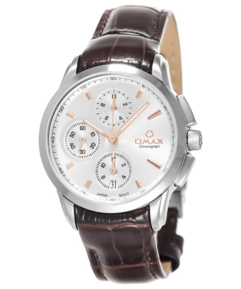 OMAX MG12P65I Men's Wrist Watch