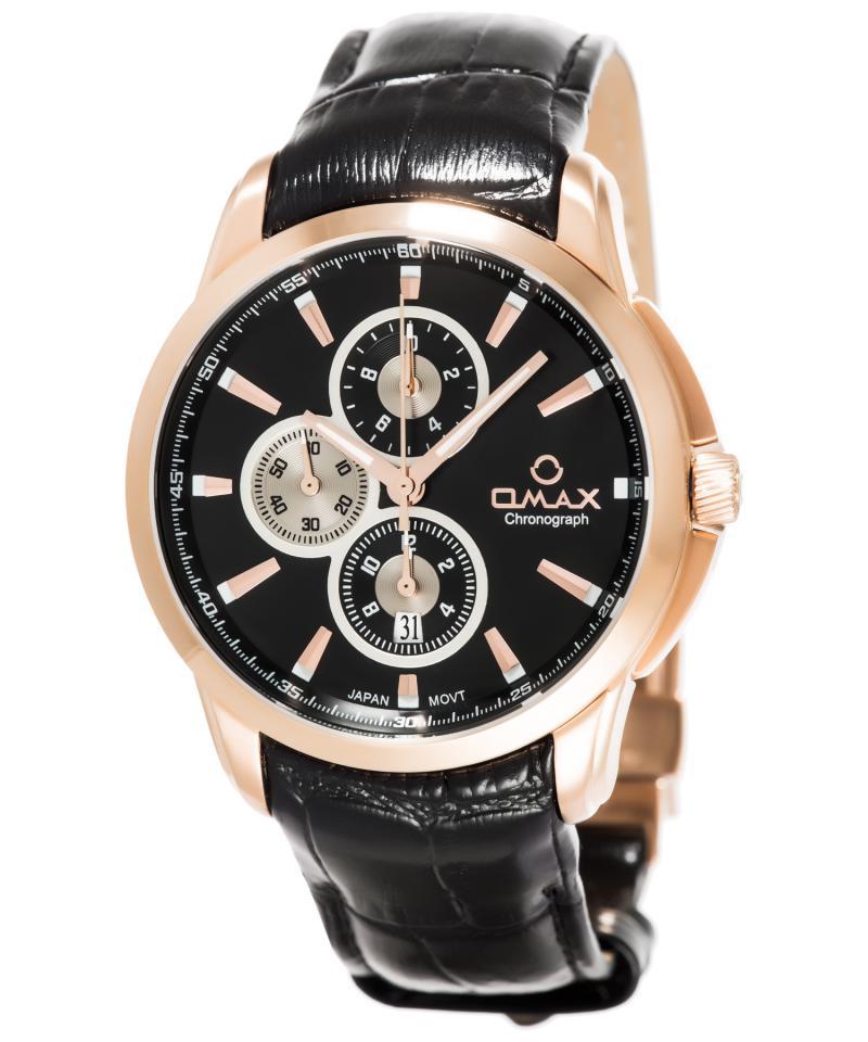 OMAX MG12R22I Men's Wrist Watch