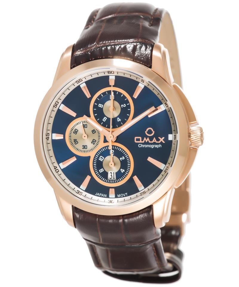 OMAX MG12R45I Men's Wrist Watch