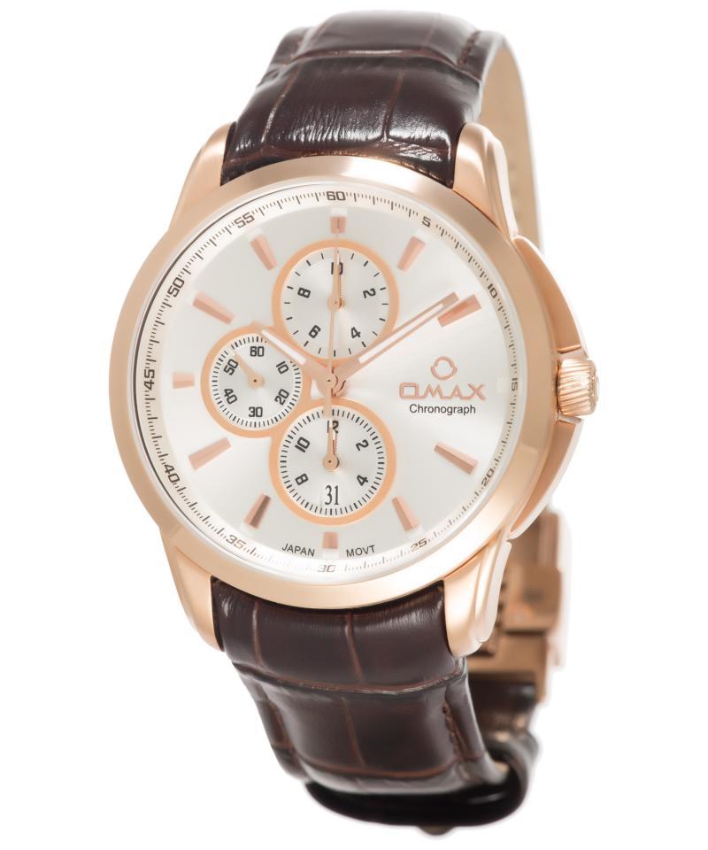 OMAX MG12R65I Men's Wrist Watch