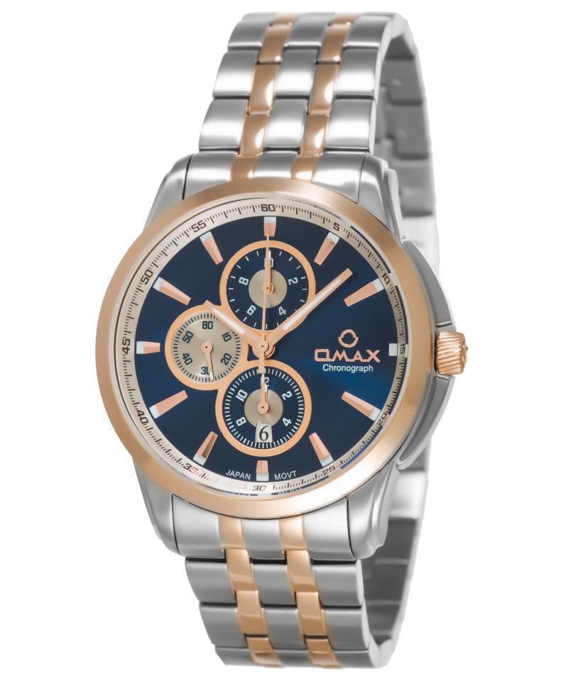 OMAX MG13C4CI Men's Wrist Watch