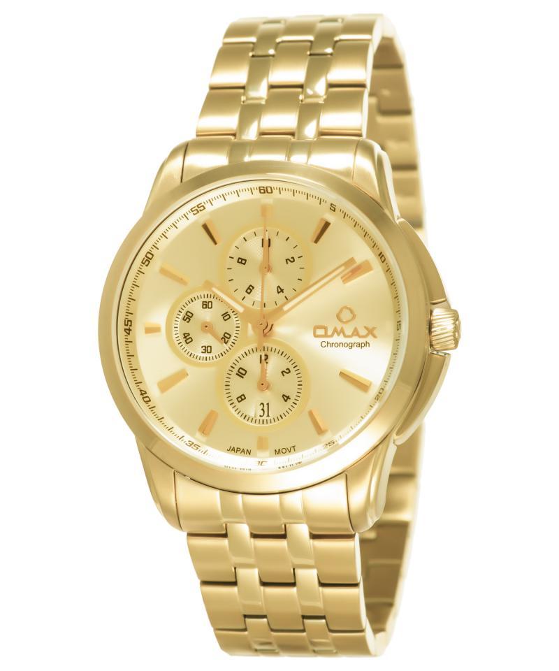 OMAX MG13G11I Men's Wrist Watch
