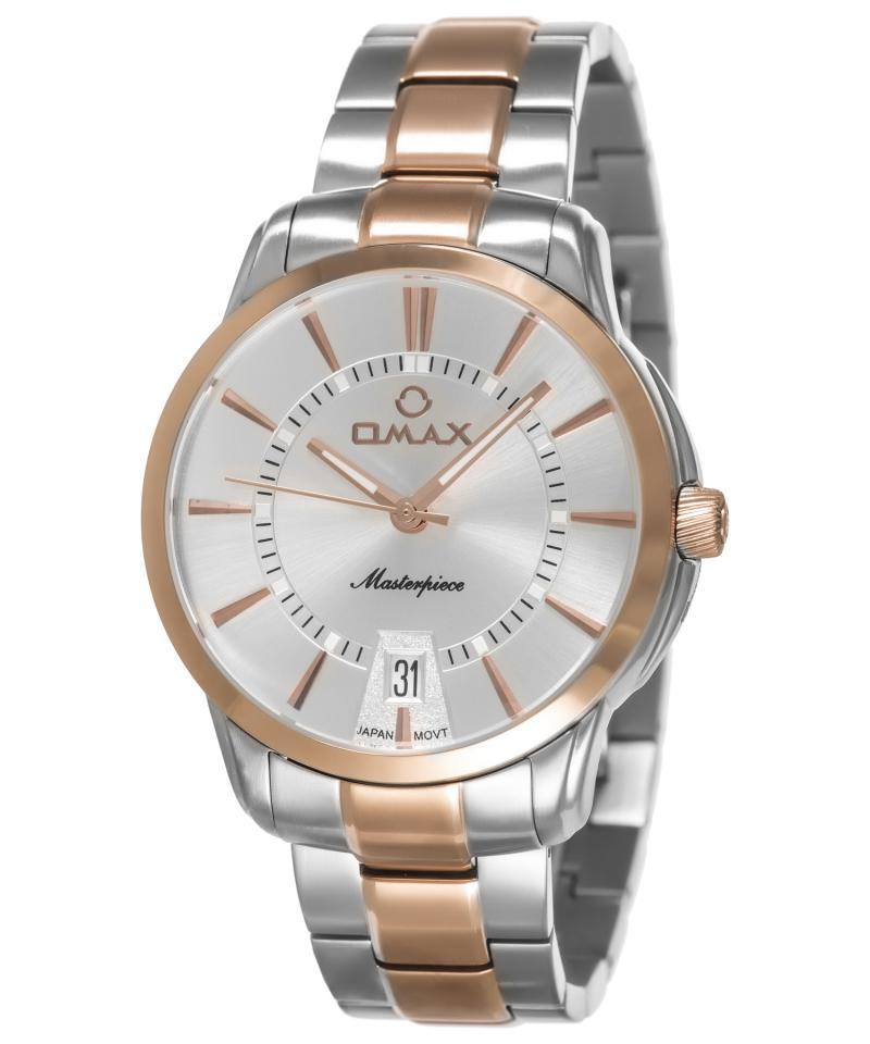 OMAX MG15C6CI Men's Wrist Watch