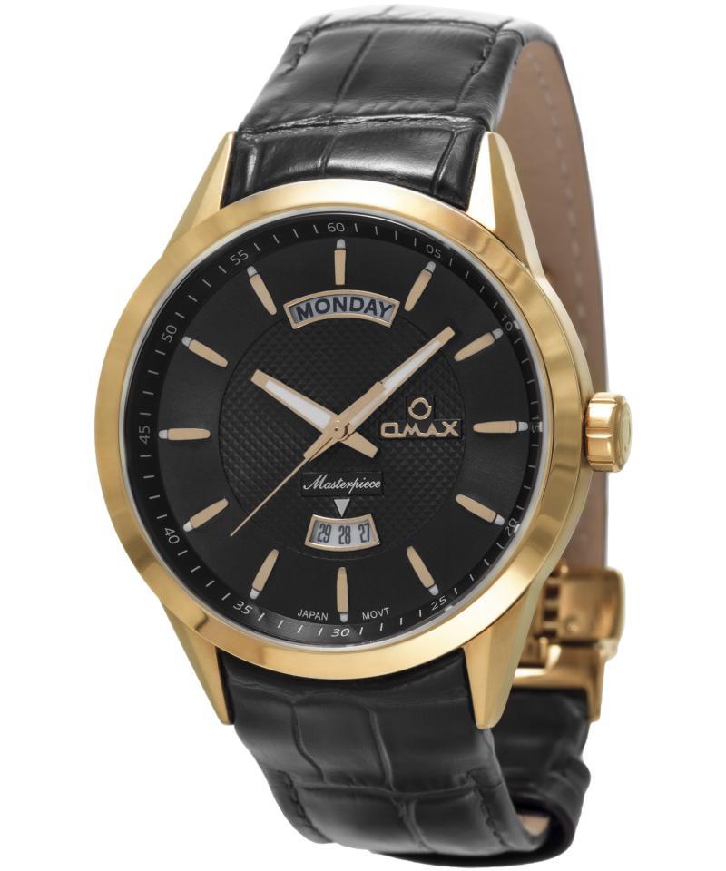OMAX MG17G22I Men's Wrist Watch