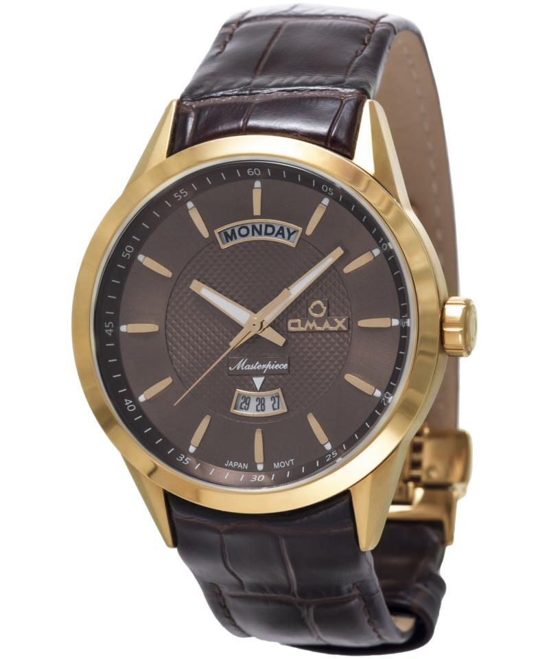 OMAX MG17G55I Men's Wrist Watch