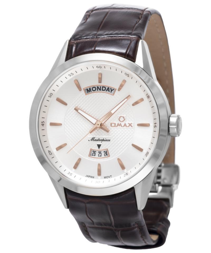 OMAX MG17P65I Men's Wrist Watch