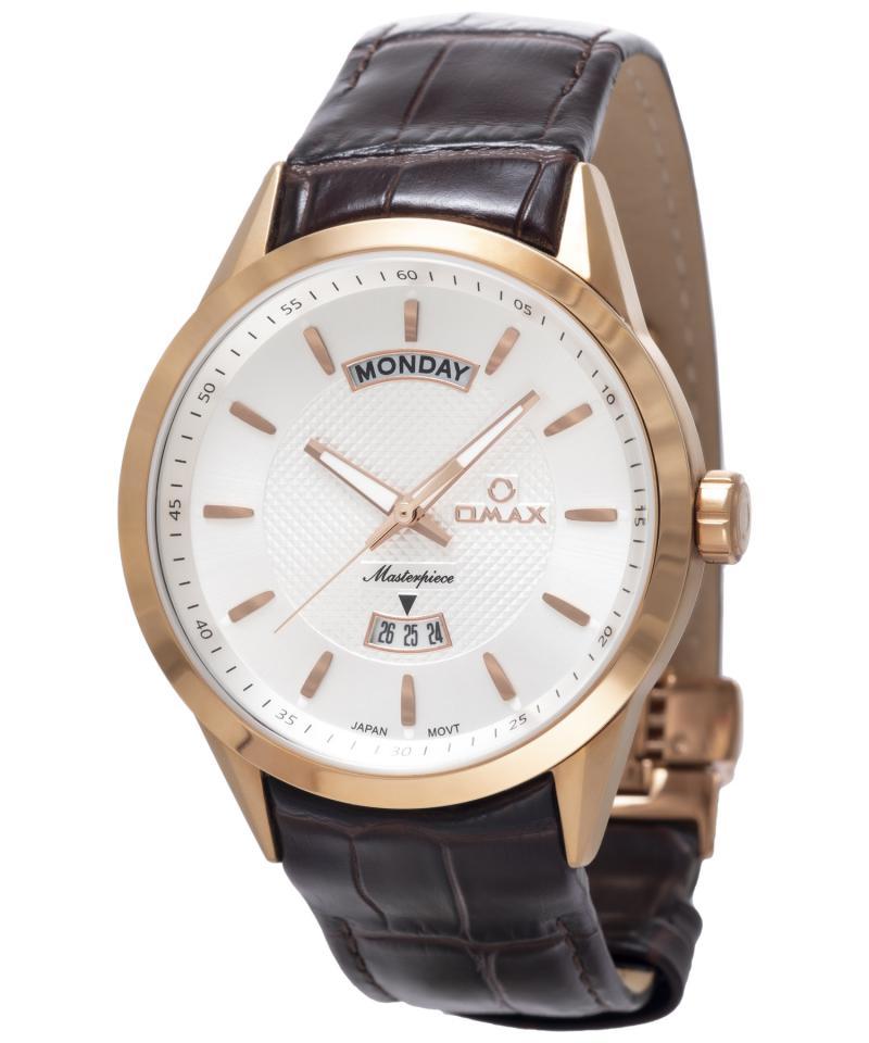 OMAX MG17R65I Men's Wrist Watch