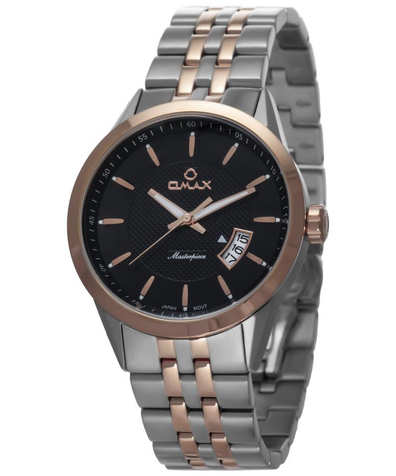 OMAX MG18C2CI Men's Wrist Watch