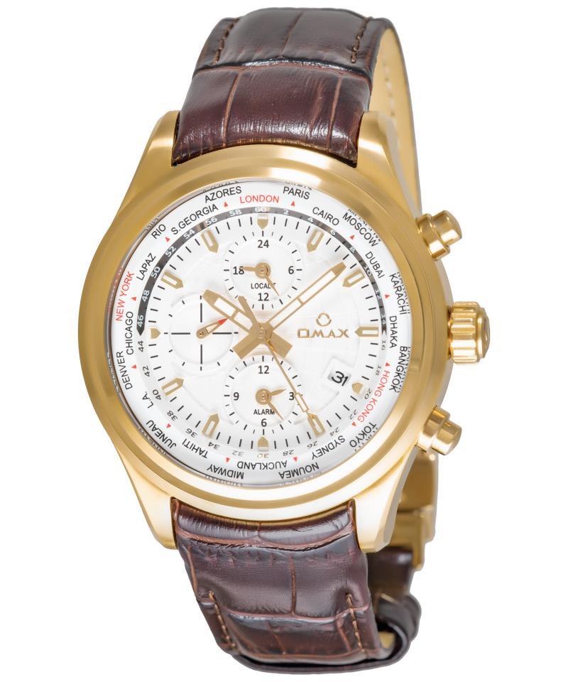 OMAX MG21G35I Men's Wrist Watch
