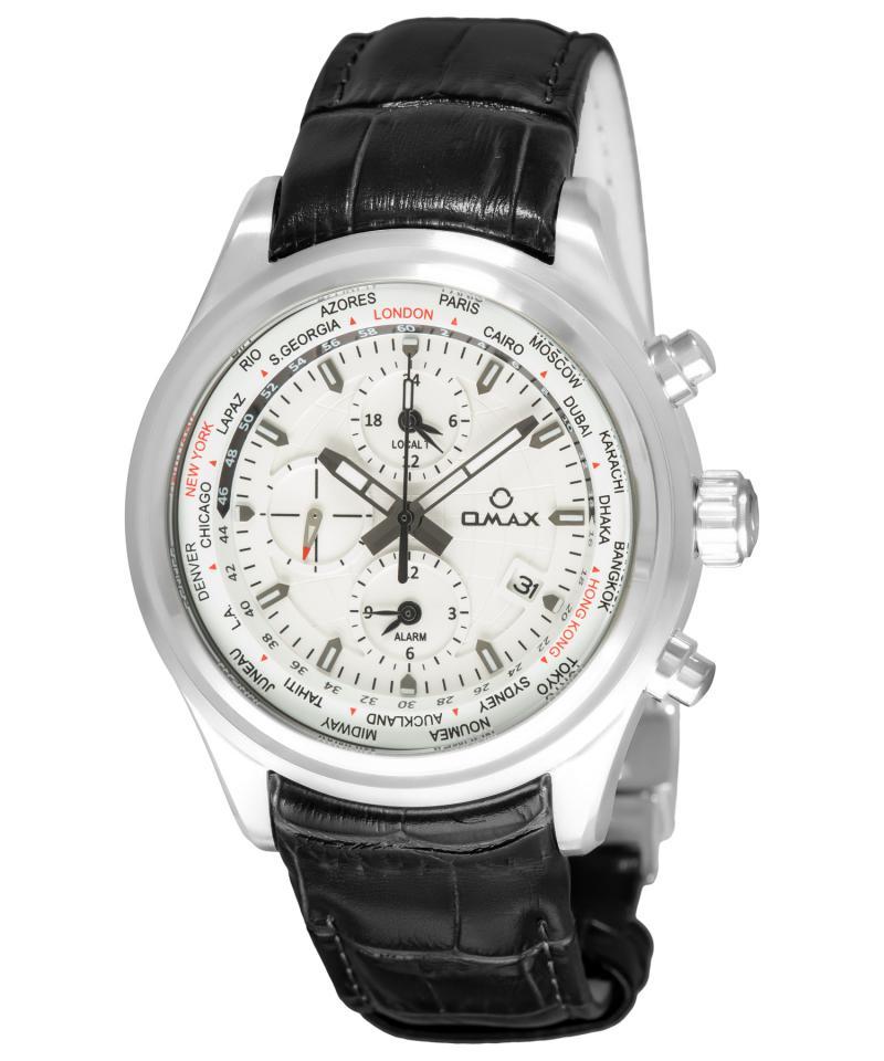 OMAX MG21P32IMen's Wrist Watch