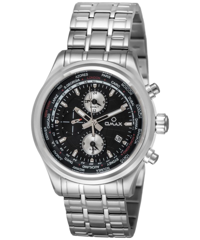 OMAX MG22P26I Men's Wrist Watch