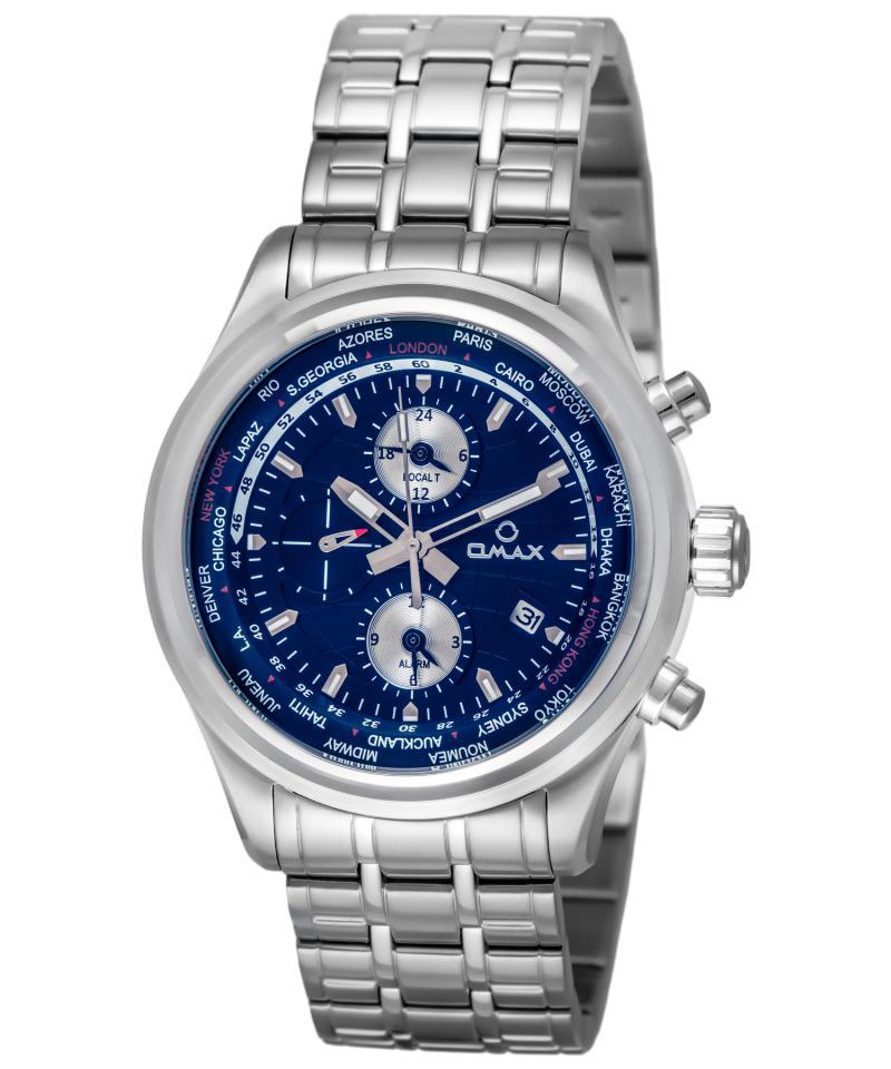 OMAX MG22P46I Men's Wrist Watch