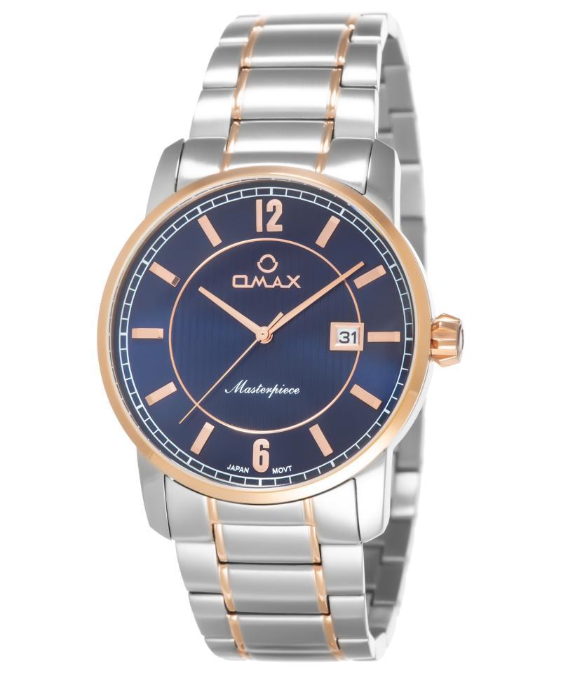 OMAX MG25C4CI Men's Wrist Watch