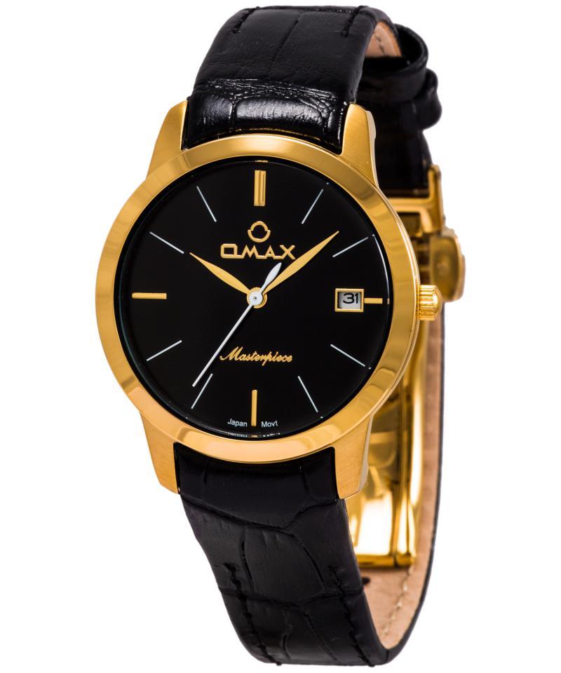 OMAX ML01G22I Men's Wrist Watch
