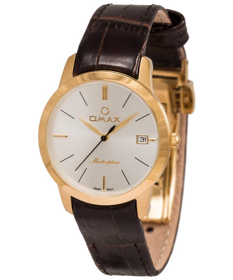 OMAX ML01G65I Men's Wrist Watch