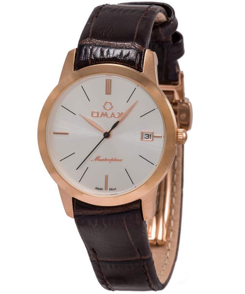 OMAX ML01R65I Men's Wrist Watch