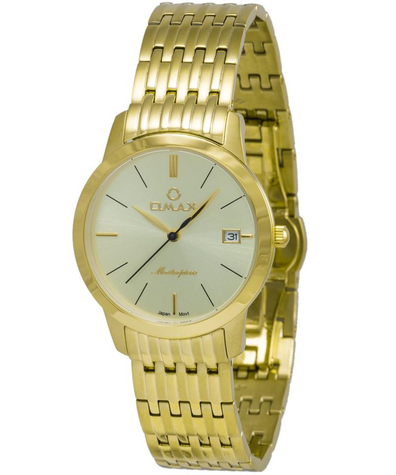 OMAX ML02G11I Men's Wrist Watch