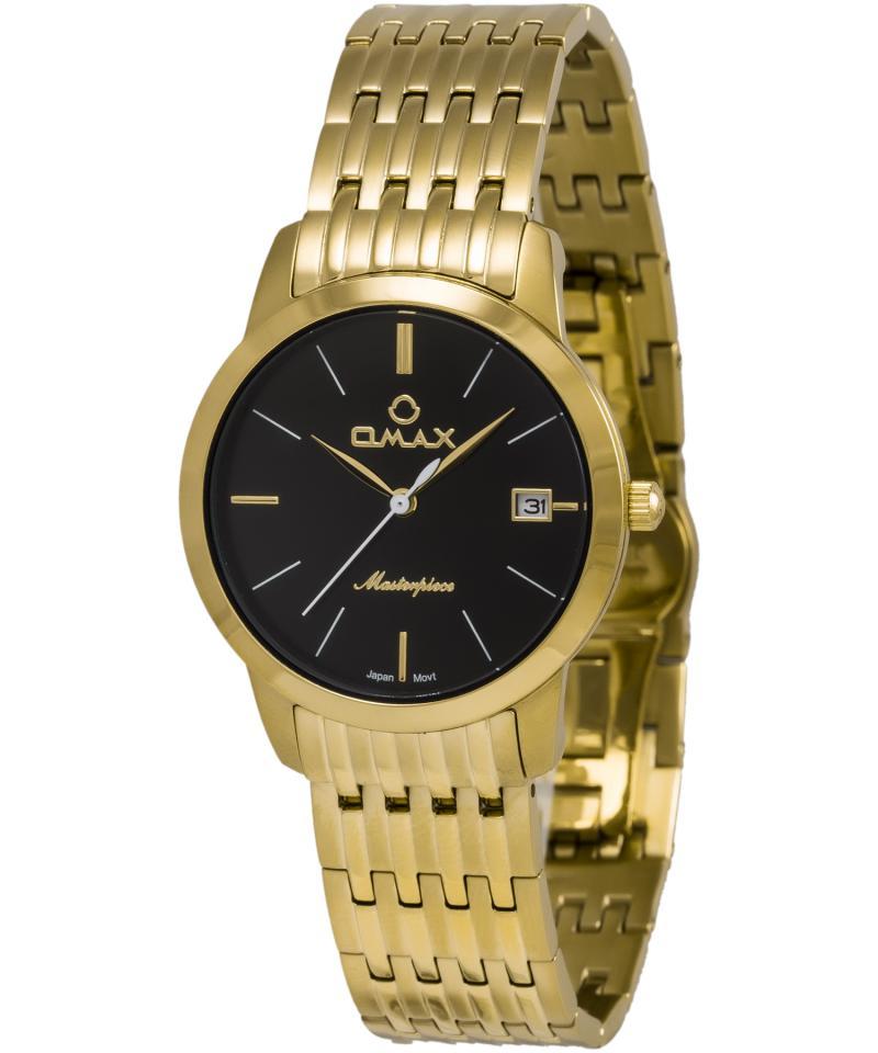 OMAX ML02G21I Men's Wrist Watch